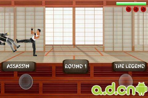功夫傳奇 Kung Fu legend v1.63-Android格斗游戏類遊戲下載