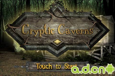 神秘的岛屿 Cryptic Caverns