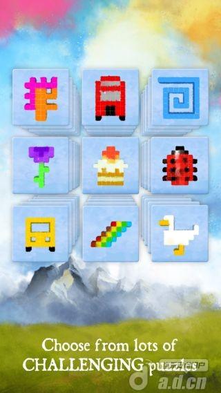 像素之夢 Dream of Pixels v1.08-Android益智休闲類遊戲下載