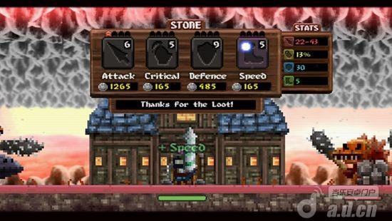 電鑽英雄 修改版 Loot Hero v1.3-Android动作游戏類遊戲下載