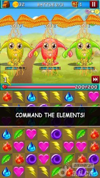 小武神 Little Valkyrie v1.008-Android益智休闲類遊戲下載