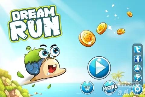 小蜗牛想跑酷 Dream Run with Spongebob Pet