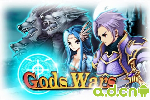 诸神之战:死亡阴影 Gods Wars:Shadow of the Death