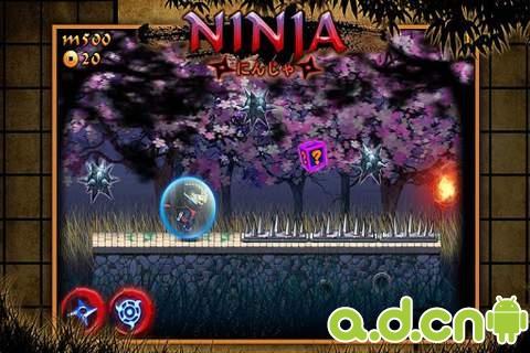 【免費動作App】忍者向前冲 Rush Ninja-APP點子