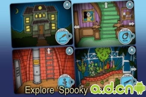 幽灵庄园 Spooky Manor