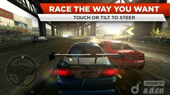 極速快感17:新全民公敵修改版(含數據包) Need for Speed:Most Wanted v1.0.50-Android竞速游戏類遊戲下載