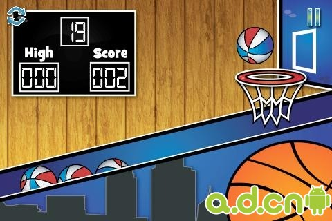 迷你篮球 Mini Basket