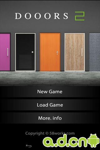 房间逃脱2 DOOORS2 - room escape game -