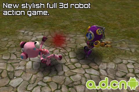 机器人大战 Robot Battle