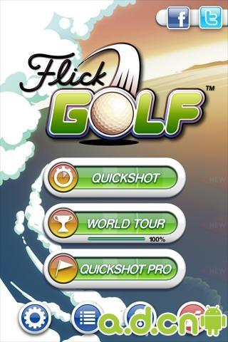 手指高尔夫 Flick Golf