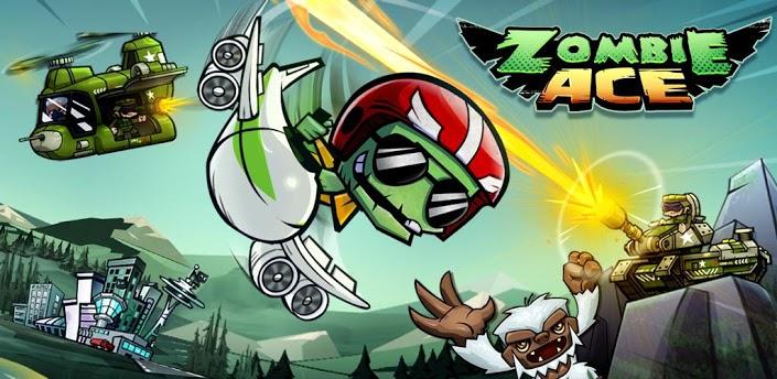 玩家将扮演一位僵尸王牌飞行员