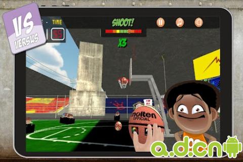 3D超级篮球 通用免费版 Super Basket 3D free