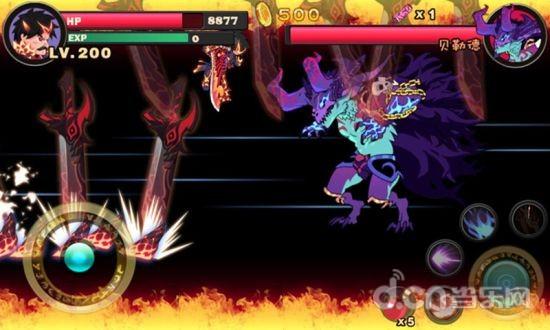 玩動作App|恶魔城-暗影之剑 免費|APP試玩