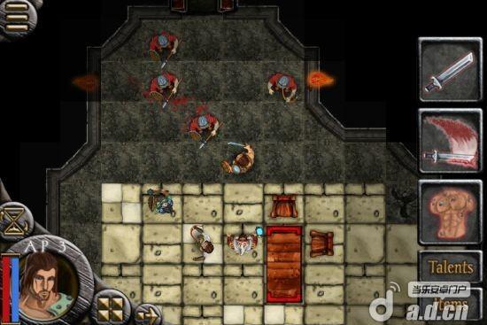 玩角色扮演App|钢铁英雄 修改版 Heroes of Steel RPG免費|APP試玩