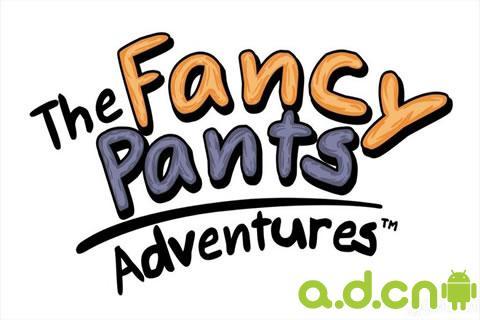 短裤小子的冒险世界 The Fancy Pants Adventures