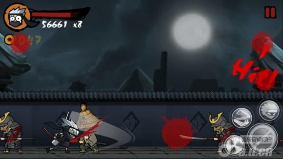 玩免費動作APP|下載复仇忍者 Ninja Revenge app不用錢|硬是要APP