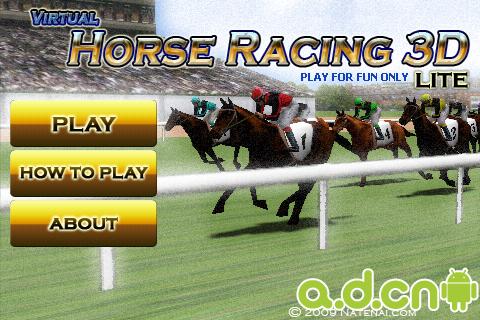 3D赛马 Virtual Horse Racing 3D