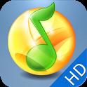 QQ音乐HD 音樂 App LOGO-硬是要APP