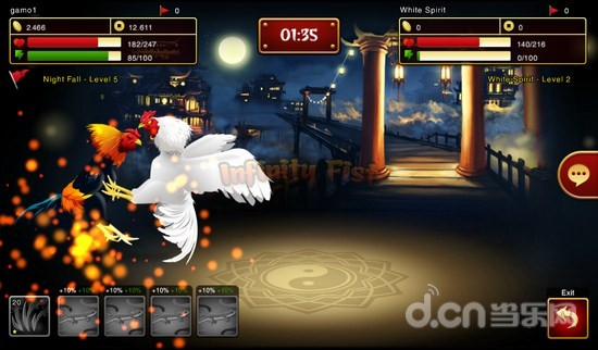 公鸡大战 Rooster Battle