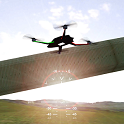 四旋翼飞行模拟