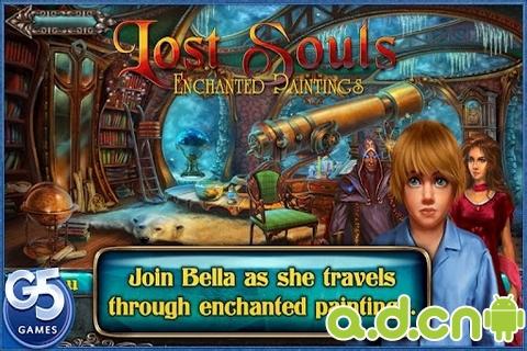 失落灵魂:魔画 Lost Souls: Enchanted Painting
