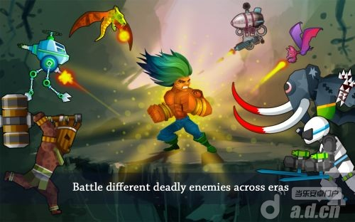 濕婆 Shiva v1.8.2-Android动作游戏類遊戲下載