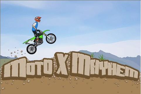 极限摩托车 Moto X Mayhem