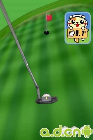 喵喵高尔夫球 Putter Golf Mew