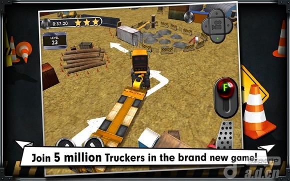 模擬卡車 Trucker: Parking Simulator v1.3-Android益智休闲類遊戲下載