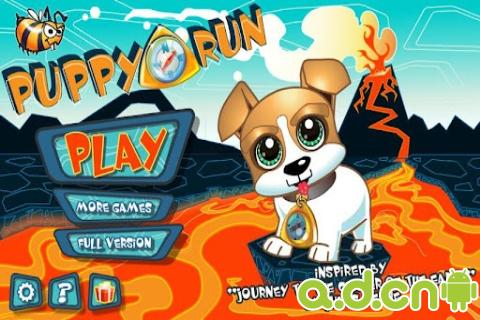 跳跃的小狗 Puppy Run