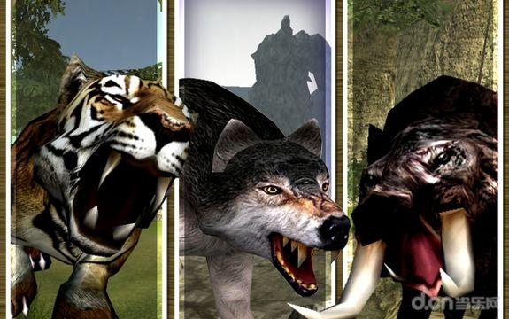 《孤独的狼 Life Of Wolf 2014》是一款休闲类游戏,游戏中玩家将扮演一只狼,在深林中生存。遇见弱小的食物就扑上去,遇见山中霸王老虎这些,还是先躲躲为妙。游戏左边控制方向,右边攻击,右上角是小地图。游戏玩法简单,不过游戏在优化上不是很出色,喜欢的玩家就下载试玩吧。