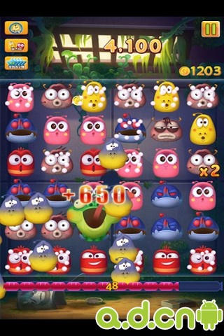 幼蟲鏈接 Larva Link v3.2-Android益智休闲類遊戲下載