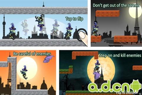 玩免費動作APP|下載奔跑的精灵 Wizard Rush app不用錢|硬是要APP