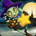 奔跑的精灵 Wizard Rush 動作 App LOGO-硬是要APP