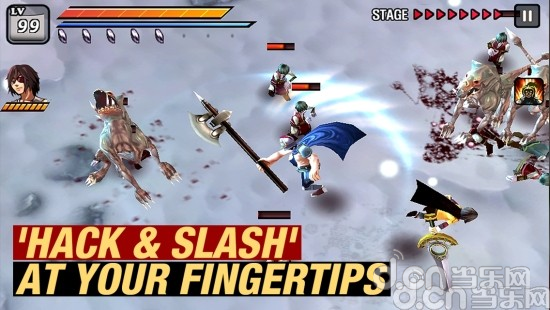 玩免費動作APP|下載亡灵杀手 修改版 Undead Slayer app不用錢|硬是要APP