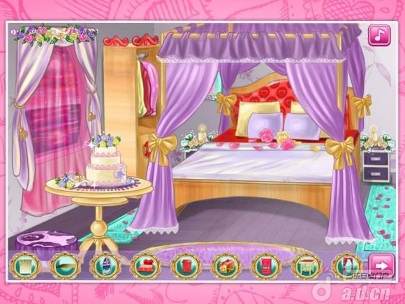 公主的婚房 Princess Beautiful Room v2-Android益智休闲類遊戲下載