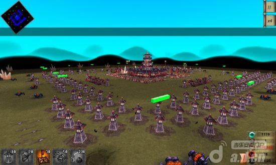 城 sama.van – Shiro v1.0-Android策略塔防類遊戲下載