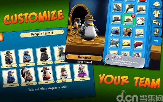 企鹅大冒险 修改版 Adventure Beaks