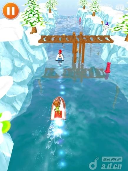 水上滑水比赛 Aqua Jetski